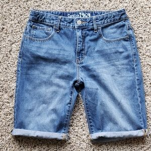 EUC Gap Kids Girl's Bermuda Shorts - 16